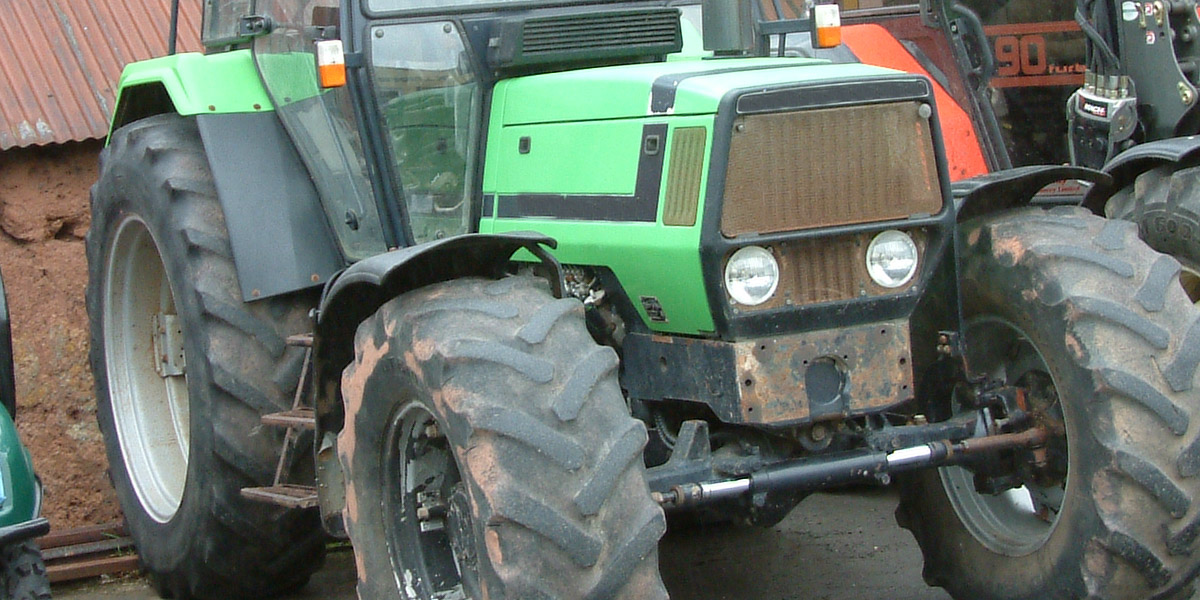 Deutz tractor and agricultural parts