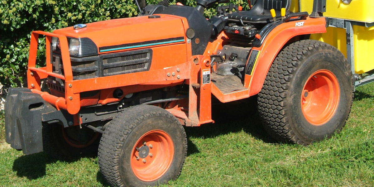 Kubota tractor and agricultural parts
